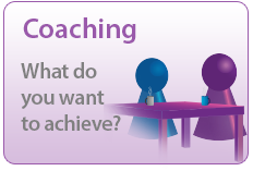 Coaching - What do you want to achieve..?